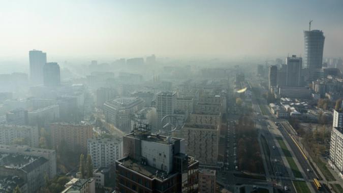 jak przeciwdziałać smogowi
