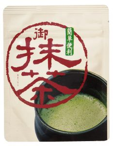 kuracja zieloną herbatą