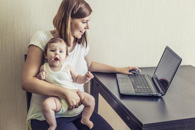 jak oszczędzać będąc mamą