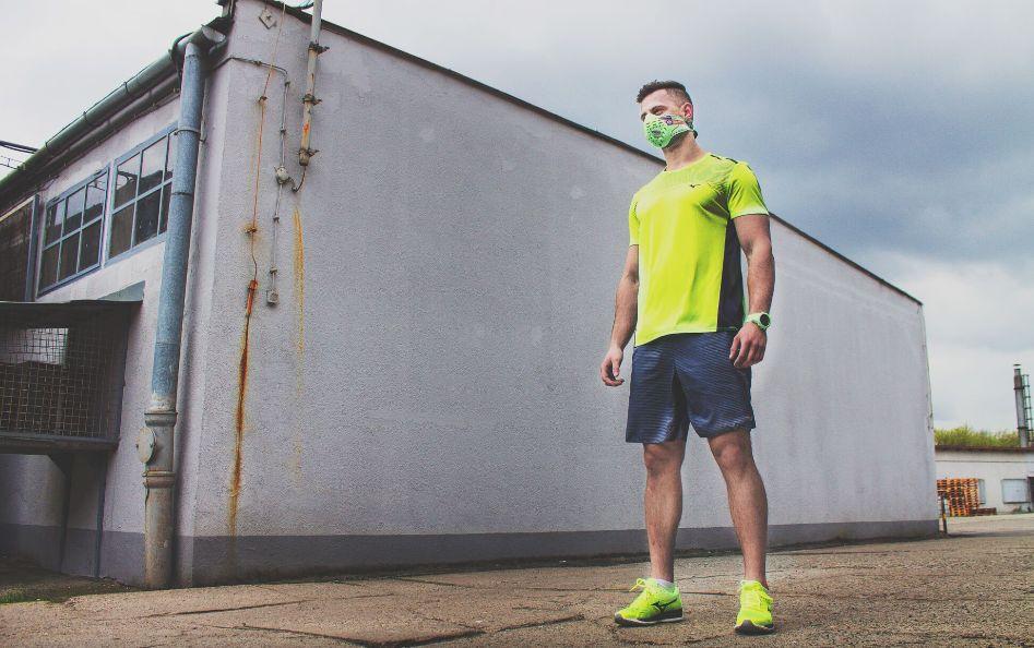 Maski przeciwsmogowe do biegania